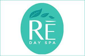 Re Day Spa Logo